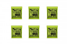 2832 (6 M) SET REGULAR SLINKY BASS .050.070.085.105 ERNIE BALL