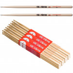 VF 5ANPACK (12 coppie) AM.CLASSIC 5A P.NYLON BACCHETTE VIC FIRTH