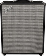 Fender Bass Amp Rumble 200 (V3) 230V EUR Black/Silver