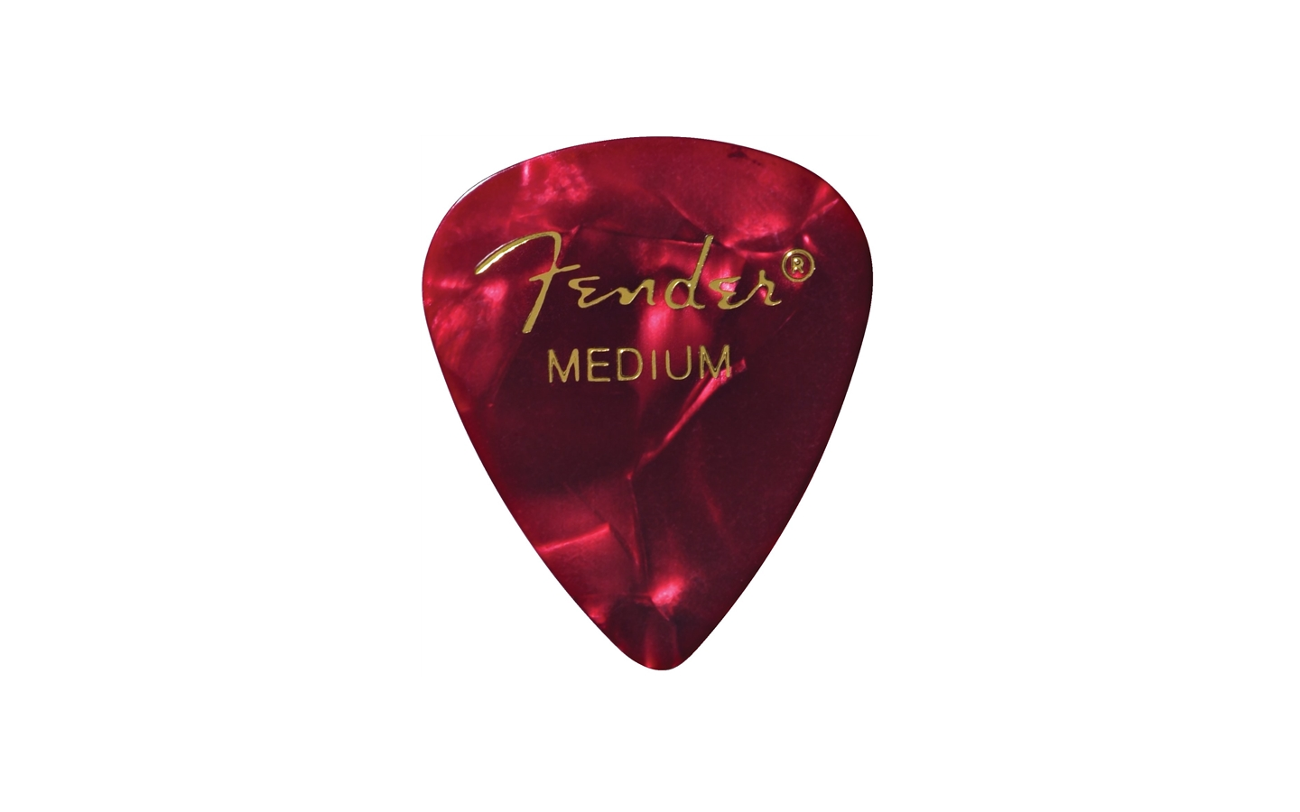 Fender Red Moto Pick 351 MEDIUM PACK (12pz.)