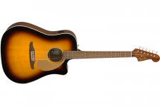 Fender Redondo Player, Walnut Fingerboard, Sunburst