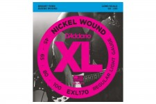 EXL170 BASS XL 45-100 LONG SCALE DADDARIO