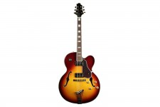 JZ2 VS CHITARRA JAZZ HOLLOWBODY LASALLE GREG BENNETT