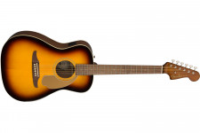 Fender Malibu Player, Walnut Fingerboard, Sunburst
