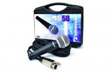 MS58 MICROFONO A CAVO TECHNOSOUND